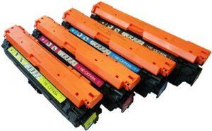 Refill Toner HP 307A CE740A CE741A CE742A CE743A