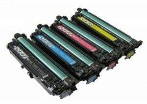 Refill Toner HP (650A) CE270A CE271A CE272A CE273A