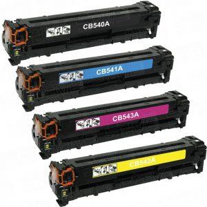 Refill Toner HP 125A CB540A CB541A CB542A CB543A