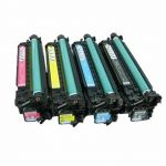 Refill Toner HP 507A CE400A CE401A CE402A CE403A