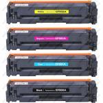 Refill Toner HP 202A CF500A F501A CF502A CF503A