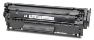 Isi Ulang Toner Cartridge HP 12A Q2612A