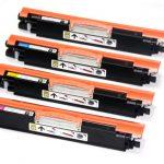 Refill Toner HP CE310A-CE311A-CE312A-CE313A