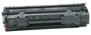 Refill Toner HP 35A CB435A HP LaserJet P1006/P1005