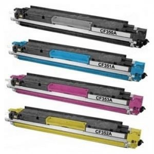 Refill Toner HP 130A CF350A CF351A CF352A CF353A