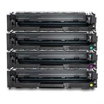 Refill Toner HP 201X CF500X CF501X CF502X CF503X