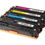 Refill Toner HP 312A CF380A CF381A CF382A CF383A