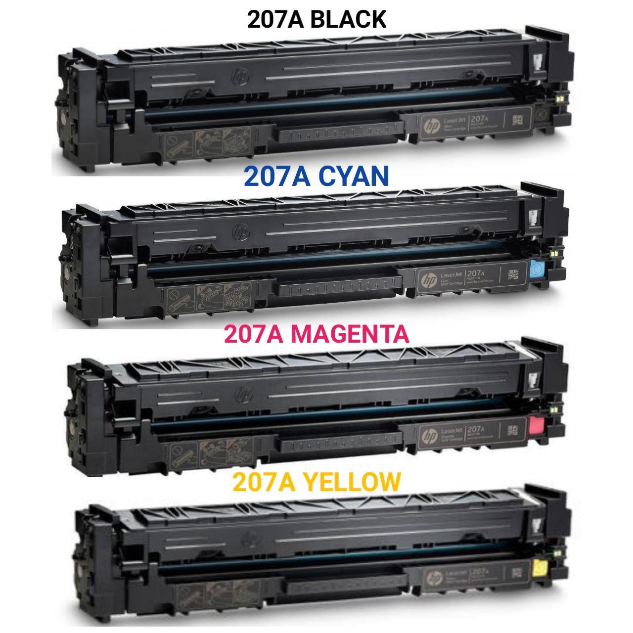 Refill Toner HP 207A W2210A W2211A W2212A W2213A